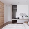 Wooden Door Design For Minimalist House Interior