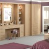 Wooden Wardrobe Design For Luxury Bedroom