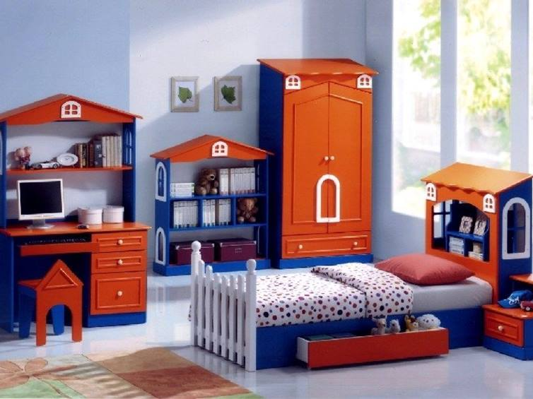Decorating Idea Childrens Bedroom Ideas For Small Bedrooms
