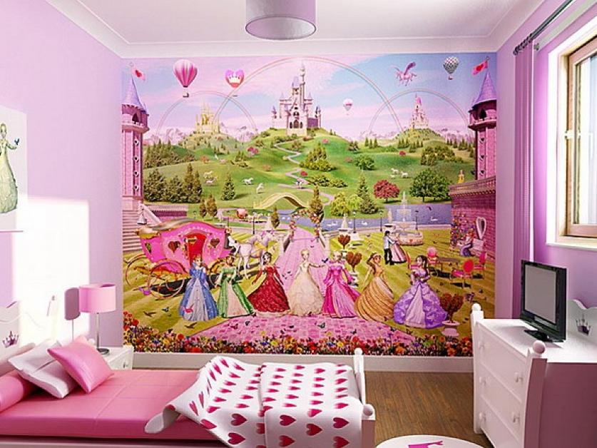 Decorative Bedroom Furniture Design For Children