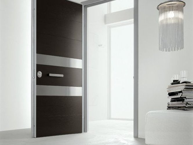 Minimalist door minimalist 4 door wardrobe kit made to for Minimalist door design