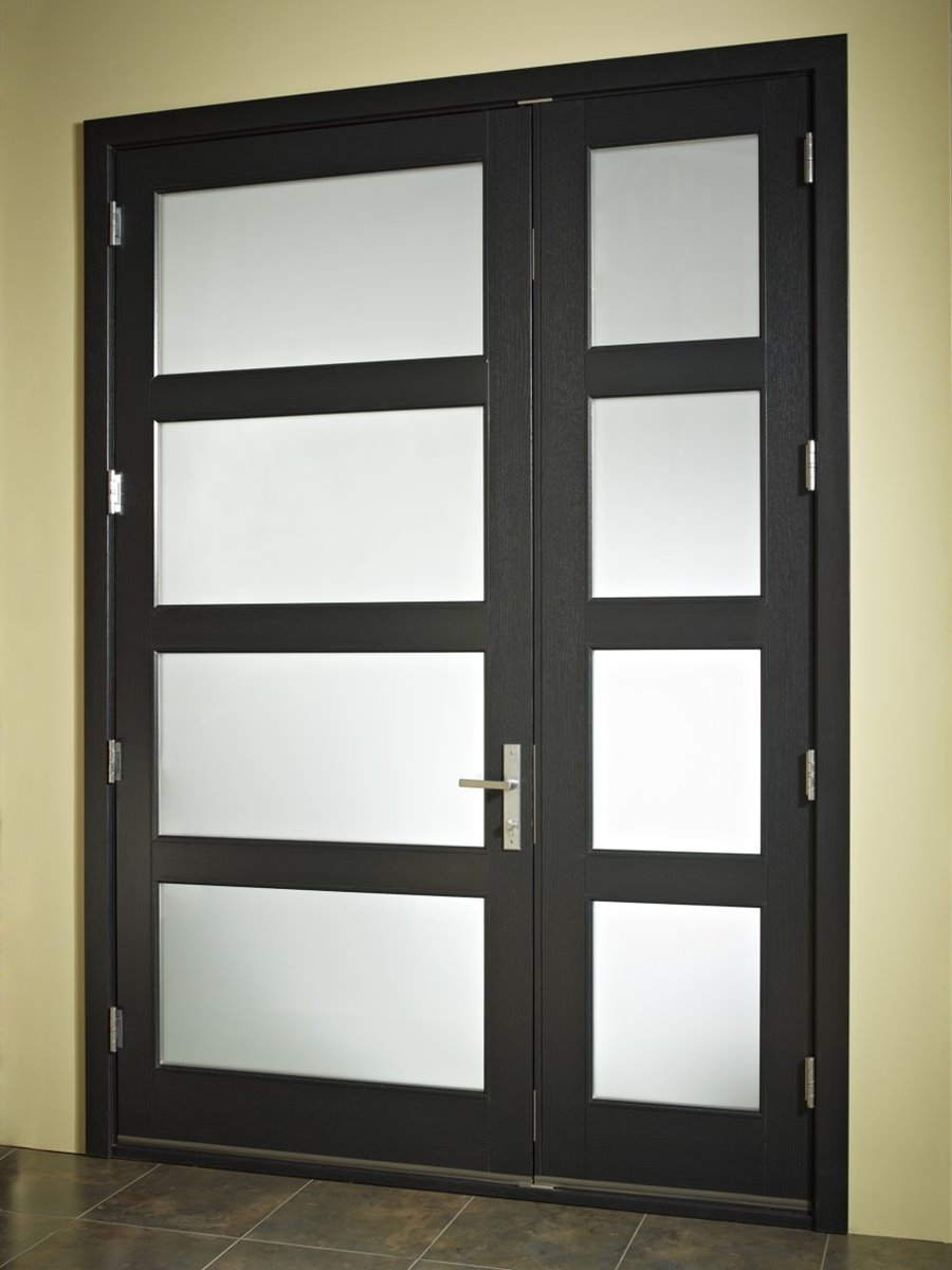 Elegant Minimalist Door Design Color