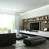 Elegant Minimalist Living Room Color Combination