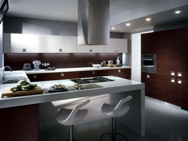 How to build beautiful modern kitchen 4 home ideas for Beautiful modern kitchens