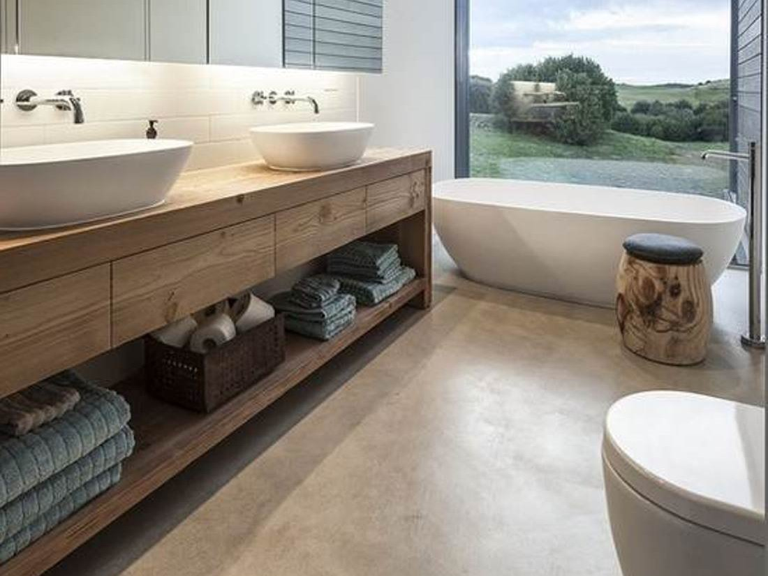 How To Decorate Small Bathroom Interior