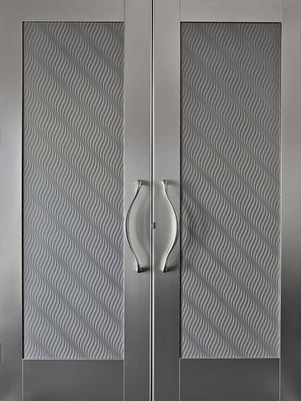 Luxury Gray Door Color Design