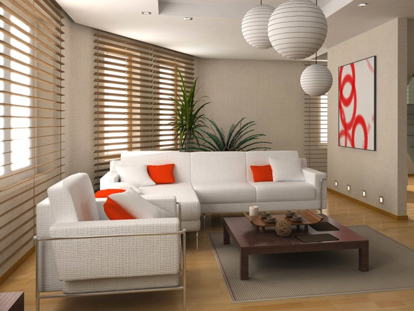 Minimalist Home Design Ideas For Living Room