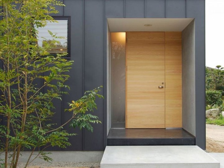 Minimalist Door Models That Are Popular This Year | 4 Home