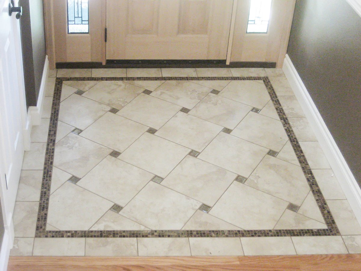Ceramic Tile Selection For Minimalist Home Flooring | 4 Home Ideas