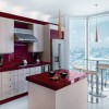 Small Modern Kitchen Color Combination