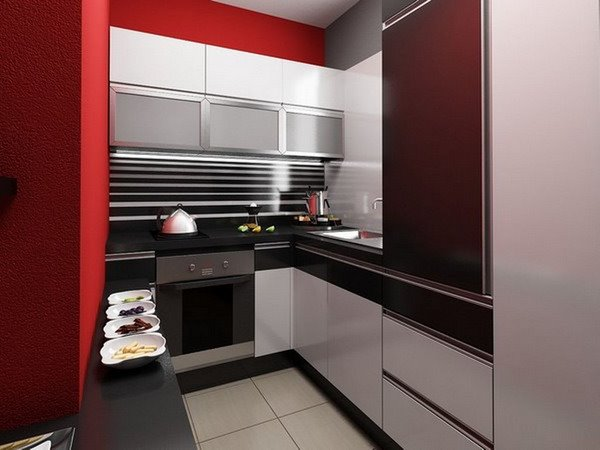 Small Modern Kitchen Decorating Tips