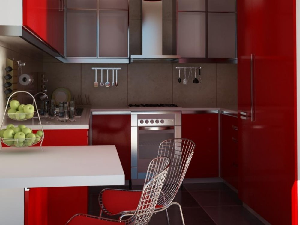 Tips To Decorate Small Modern Kitchen
