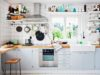 Tips on Organize Minimalist Kitchen Shelves